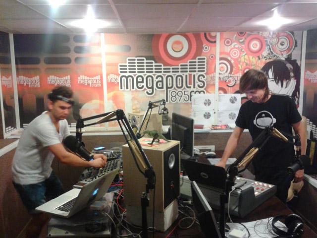 JCB @ MegaBeat